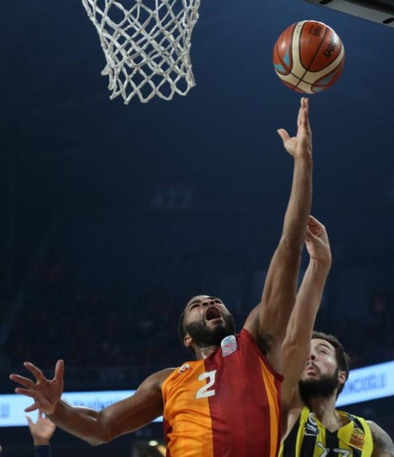 Galatasaray - Fenerbahçe Beko