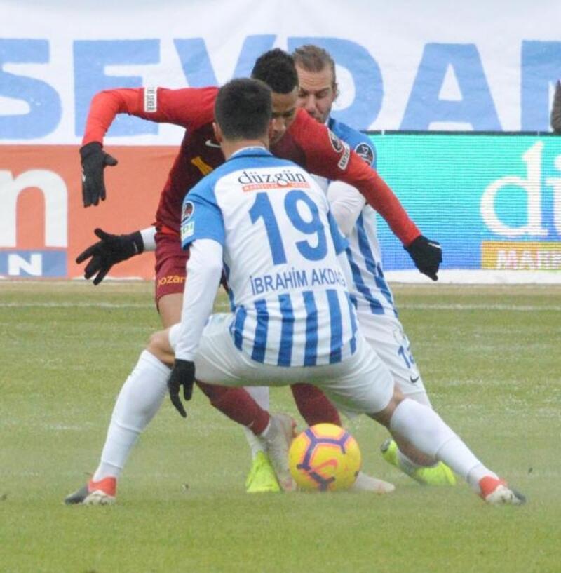 Büyükşehir Belediye Erzurumspor - Kayserispor