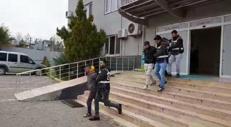 Şanlıurfa'da motosiklet hırsızlığına 5 tutuklama
