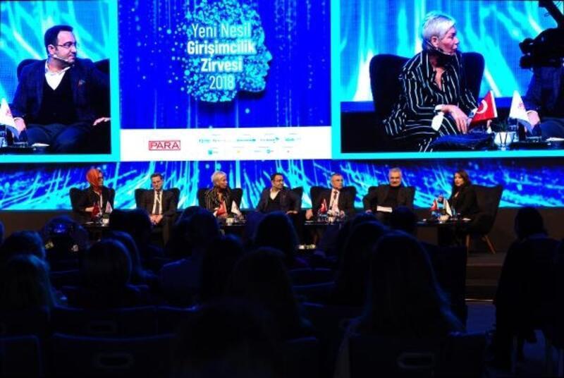 İstanbul'da 'Yeni Nesil Girişimcilik Zirvesi' yapıldı