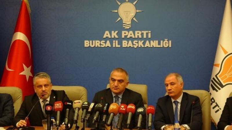 Bakan Ersoy: Bursa turizm yatırımlarını daha fazla çekecek