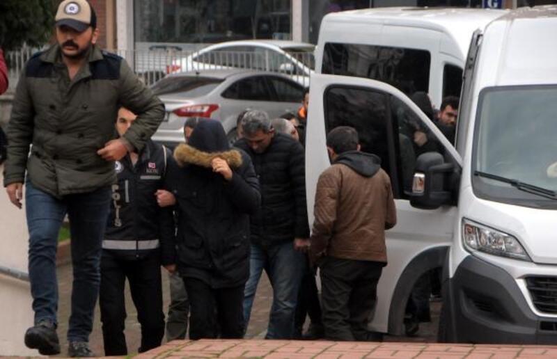 Tarihi eser kaçakçılığından gözaltına alınan ilçe emniyet müdürü adliyeye sevk edildi