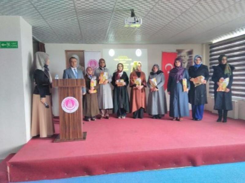 Besni'de Kuran okuma ve Hafızlık yarışması yapıldı