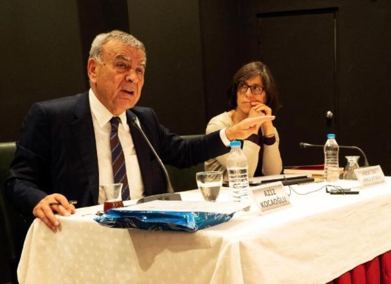 Kocaoğlu Ankara'dan mesajlar verdi