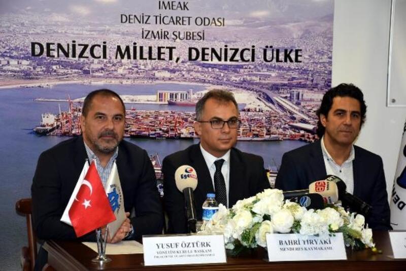 İzmir'de kışın denizde yüzecekler