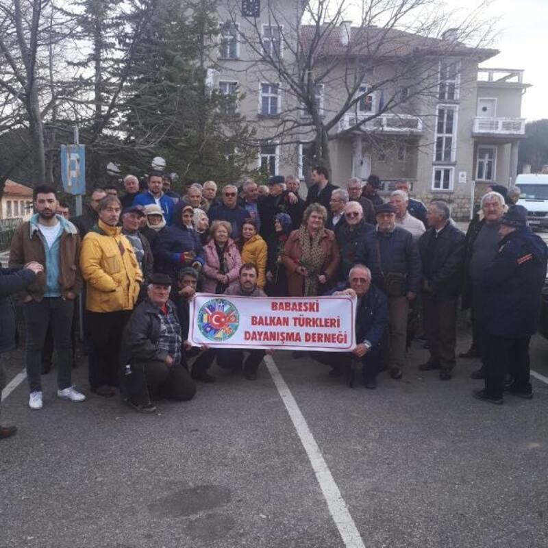 Babaeskili Balkan Türklerinden Bulgaristan ziyareti