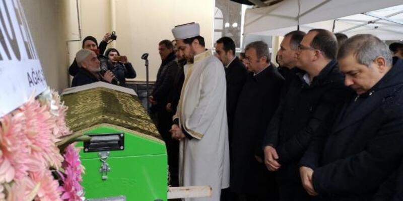İnegöl Belediye Başkanı Taban'ın kayınpederi toprağa verildi