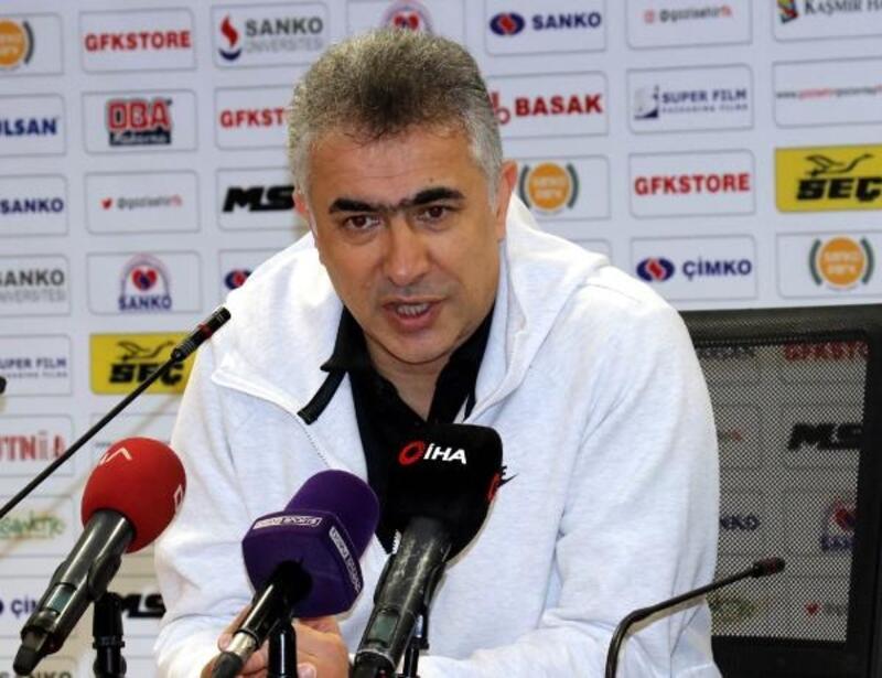 Gazişehir Gaziantep - Kardemir Karabükspor maçının ardından