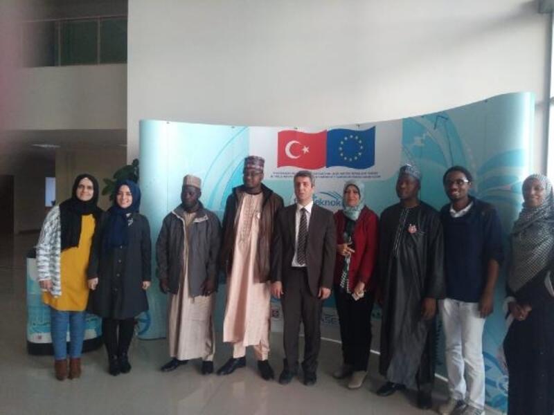 Nijerya'dan Fırat Üniversitesi'ne ziyaret