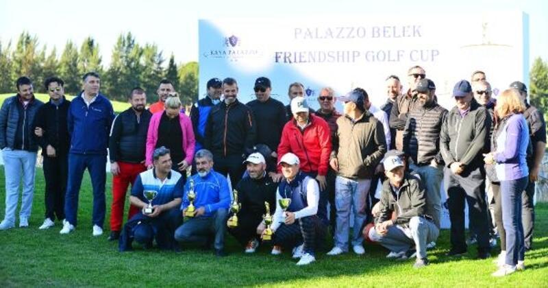 Palazzo Belek Friendship Golf Cup sona erdi