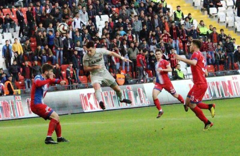 Gazişehir Gaziantep - Kardemir Karabükspor: 6-1
