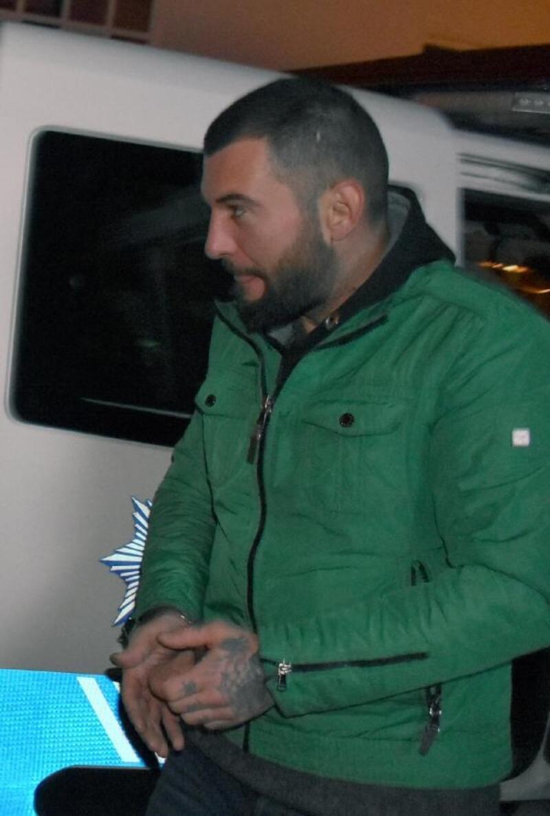 Yunus polislerinin şüphelendiği kişi, cezaevi firarisi çıktı