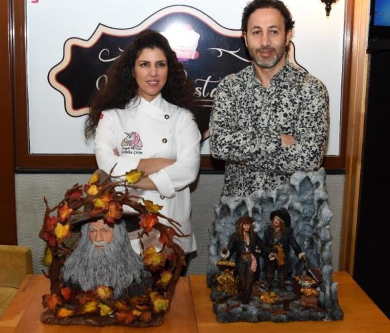 Türk pastacılara Dünya Gastronomi Olimpiyatı'ndan iki altın madalya