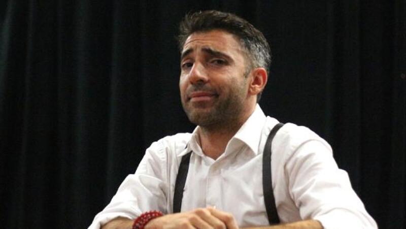 Oyuncu Mert Turak, öğrencilerle söyleşide buluştu