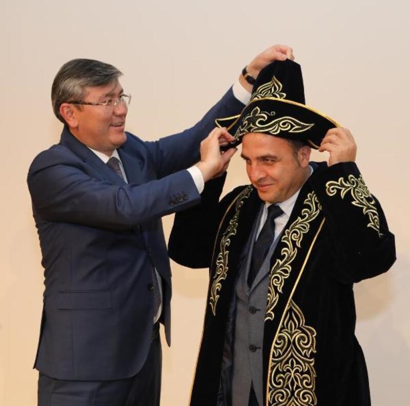 ERÜ'de Kazakistan'ın Bağımsızlık Günü kutlandı