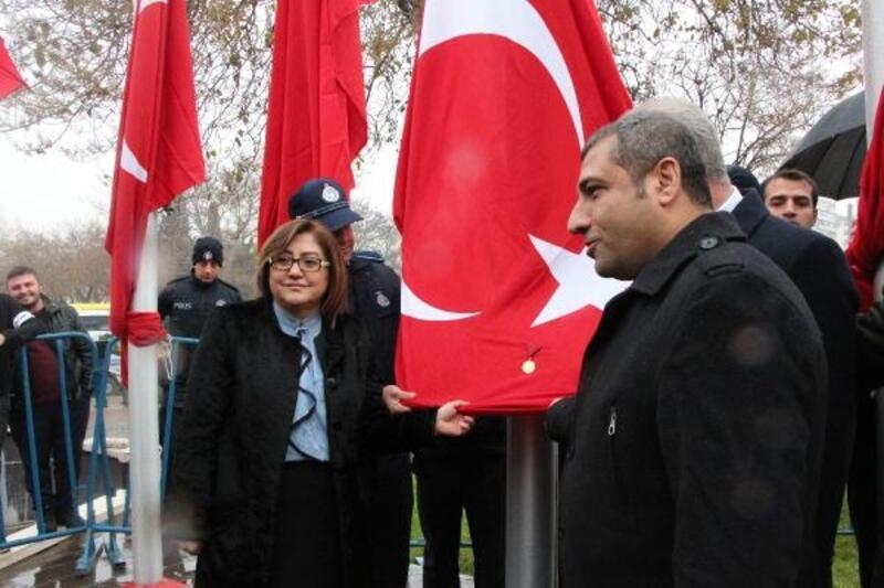 Gaziantep'in kurtuluşunun 97'nci yıl dönümü kutlandı