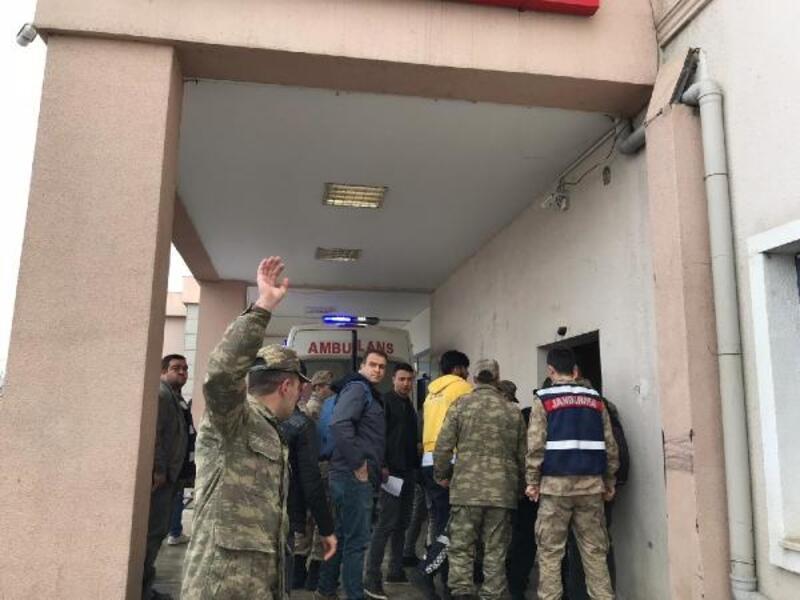 Iğdır'da askeri araç devrildi: 1 şehit, 5 yaralı