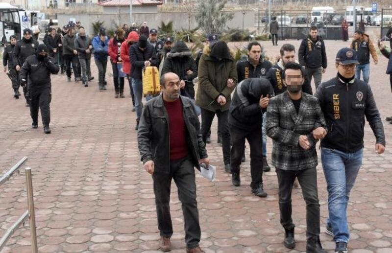 Sivas merkezli yasa dışı bahis operasyonunda 10 tutuklama