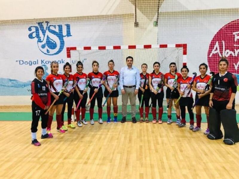 Süper Lig Lider Polisgücü Türkiye Şampiyonluğu için Alanya'da