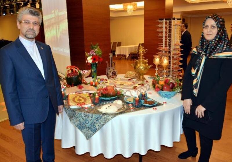 Türk ve İranlılar, 'Yelda Gecesi'nde buluştu