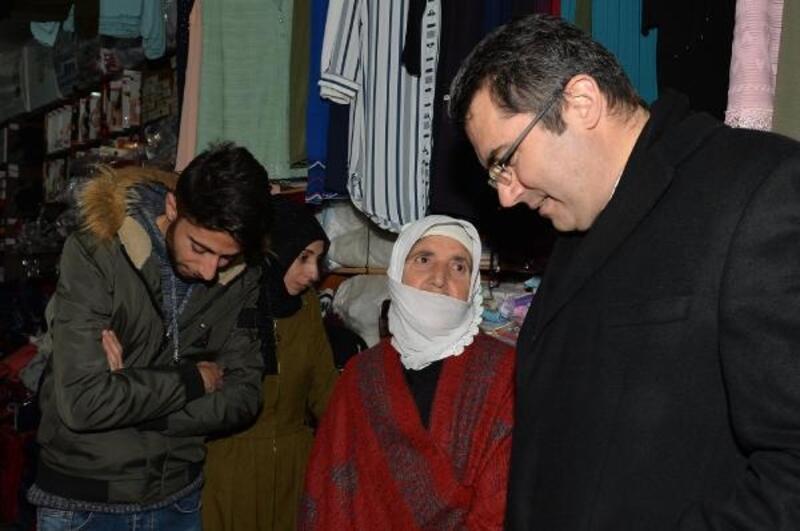 Vali Memiş: Fakire yardım yapmakla devlet zayıflamaz