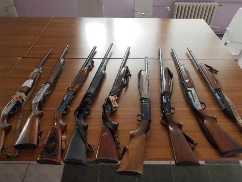 Tunceli'de kaçak avcılara 60 bin TL ceza kesildi