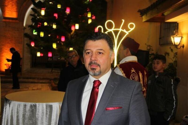 Hatay'da Noel Bayramı dualarla kutlandı