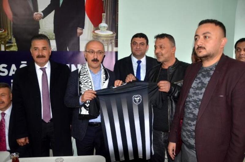 AK Partili  Elvan: Cumhur İttifakı'nı millet oluşturdu
