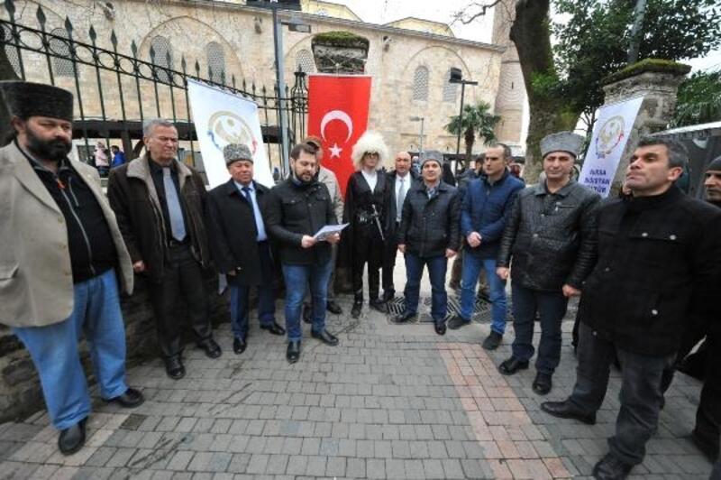 Şeyh Şamil, vefatının 148'inci yılında Bursa'da anıldı