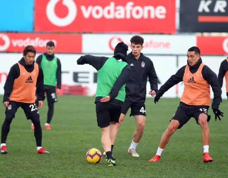 Beşiktaş, Malatyaspor maçının hazırlıklarına başladı
