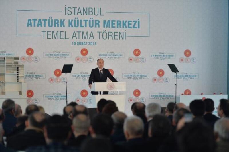 TOKİ Başkanı Ömer Bulut AKM projesinin detaylarını açıkladı
