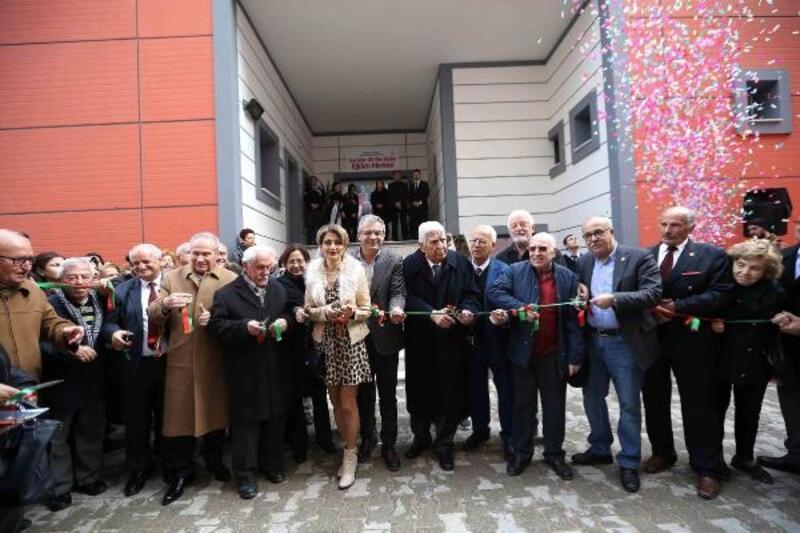 Ali Rıza Bodur Eğitim Merkezi açıldı