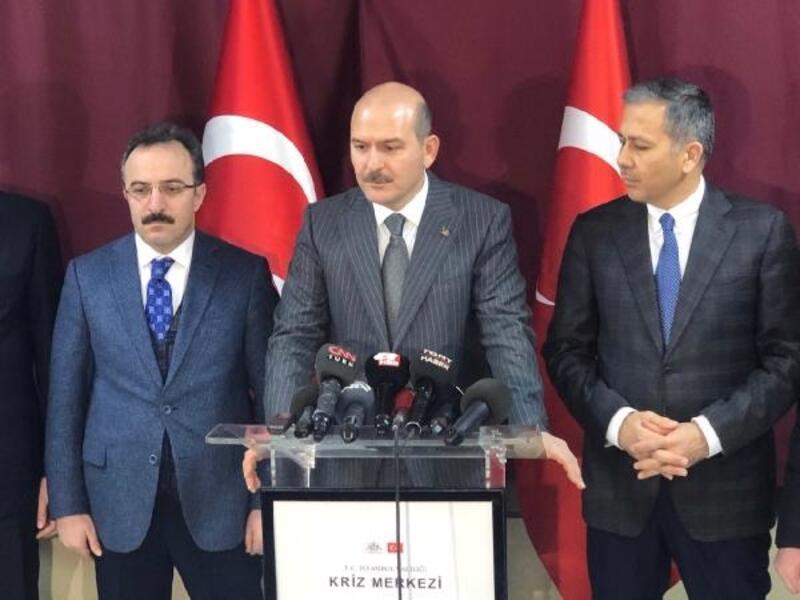 Bakan Soylu, hayatını kaybedenlerin sayısının 21 olduğunu açıkladı