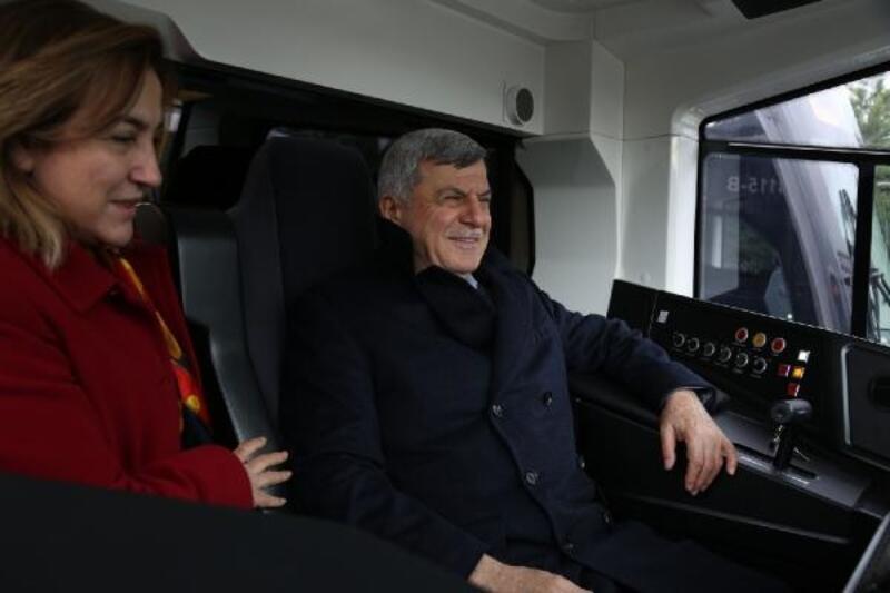 Kocaeli'de tramvay hattının ikinci etabı faaliyete başladı