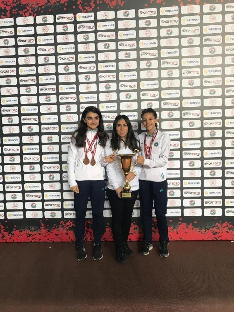 Eslem Tüm, Türkiye Şampiyonu oldu