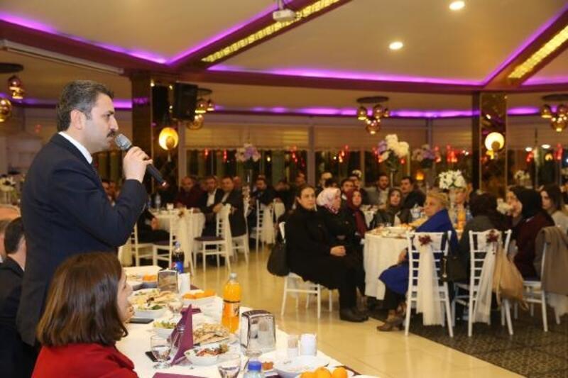 Başkan Eroğlu: Tokat'ta güzel işlere imza atacağız
