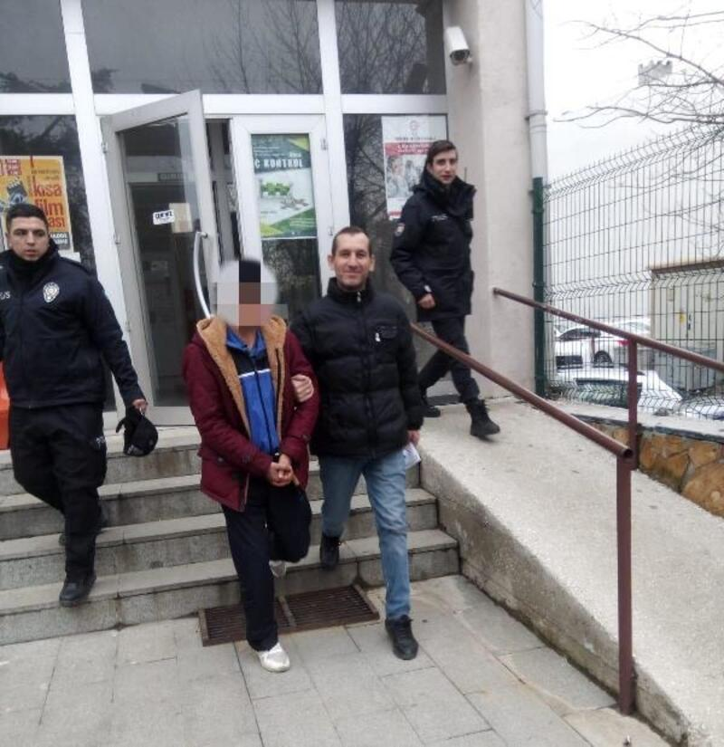 Keşan'da 2 ayrı suçtan aranan şüpheli tutuklandı