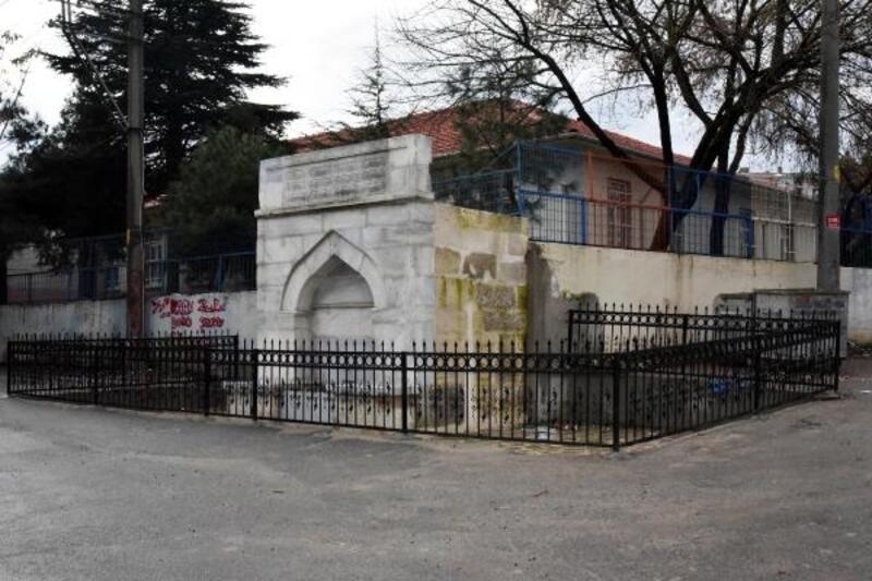 Çorlu'da tarihi çeşmeler onarılıyor