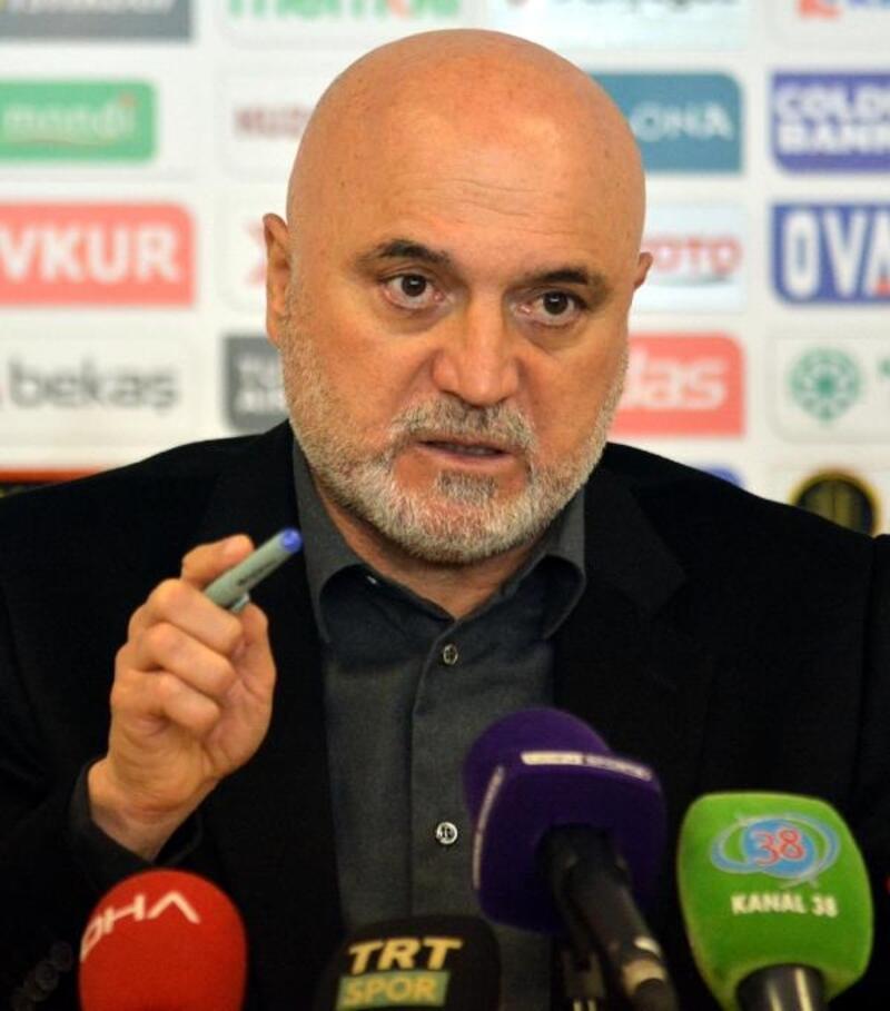 İstikbal Mobilya Kayserispor-Fenerbahçe maçının ardından
