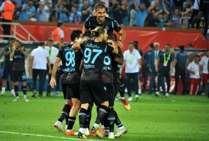 Trabzonspor, Galatasaray karşısında 3 puan hedefliyor