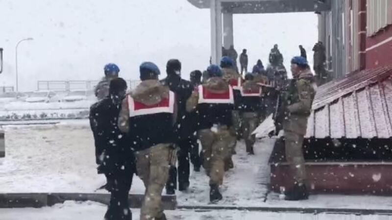 Van'da PKK/KCK operasyonunda 10 tutuklama