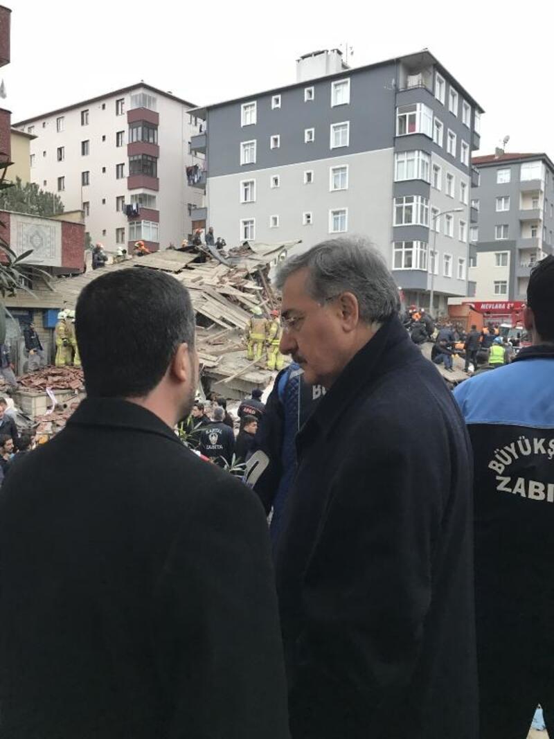 AK Parti Kartal Belediye Başkan Adayı Ebubekir Taşyürek: Hepimizin canı çok yandı