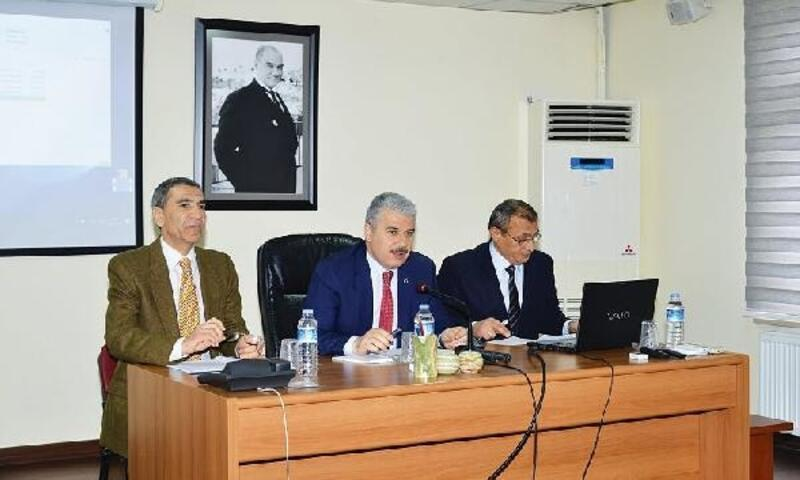 Kırşehir'de 323 projeden 232'si tamamlandı