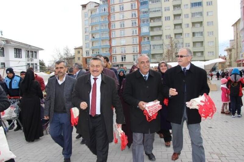 Seydişehir'de Cumhur İttifakı seçim çalışmalarına başladı
