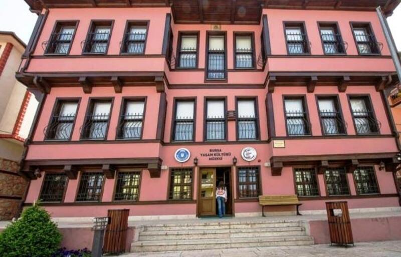 Yaşam Kültürü Müzesi'ne 480 parça ürün bağışlandı