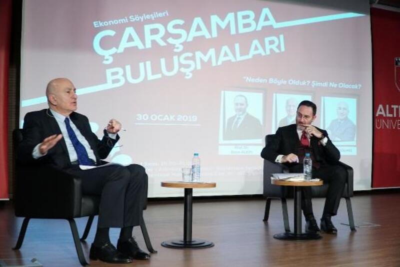 """""""Türkiye'ye ilgi başladı ama küresel büyümeye dikkat edelim"""""""