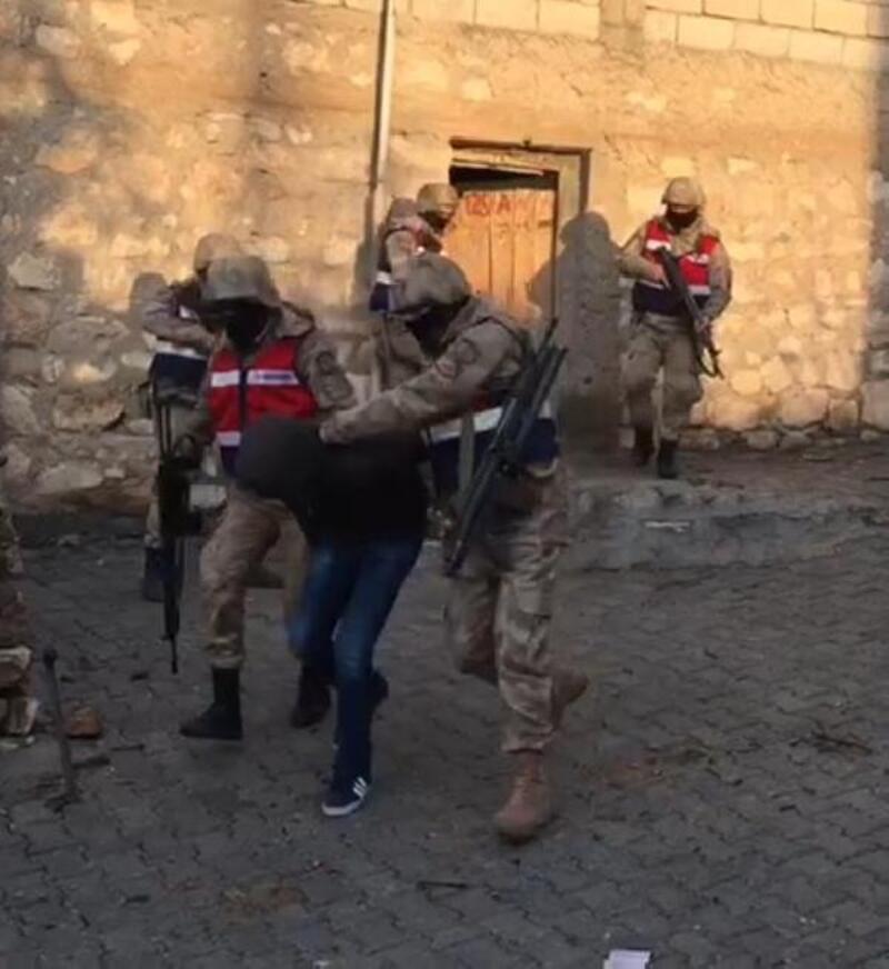 Siirt'te PKK'lı terörist yakalandı