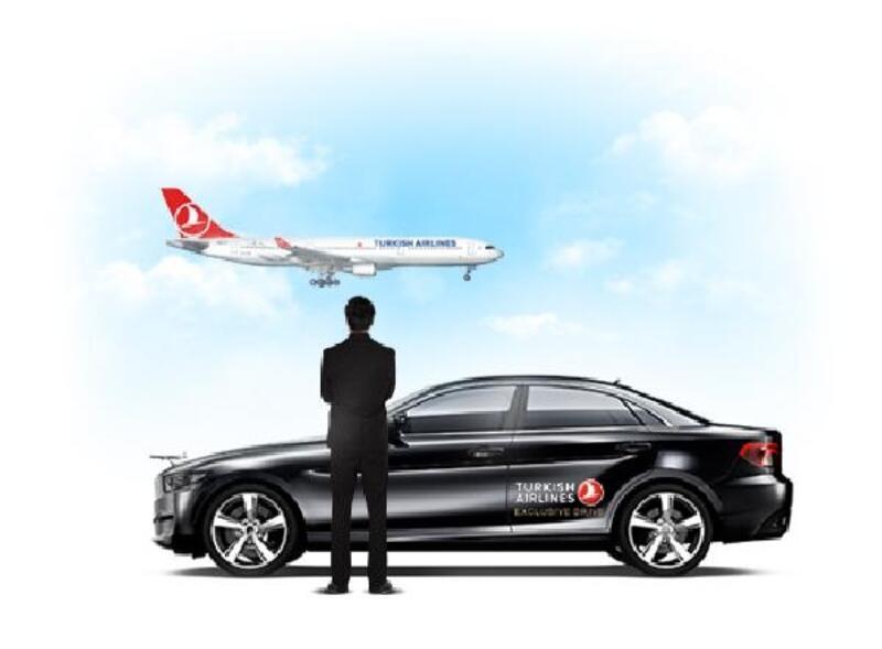 THY'nin özel şoförlü lüks araçlı transfer hizmeti 20 noktaya çıktı