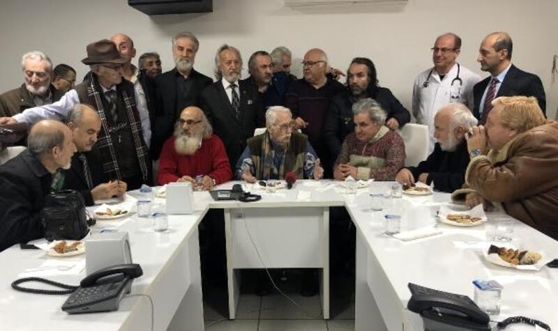 92 yaşındaki Eşref Kolçak: Ben çalışarak ölmek istiyorum