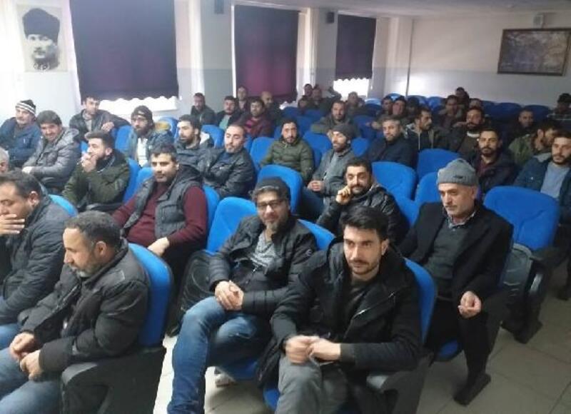 Karakoçan'dan üreticilere besi sığırcılığı kursu